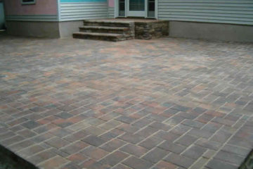 Paver Patio's